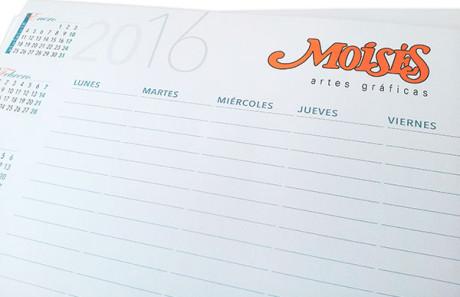 Calendarios de mesa 2016